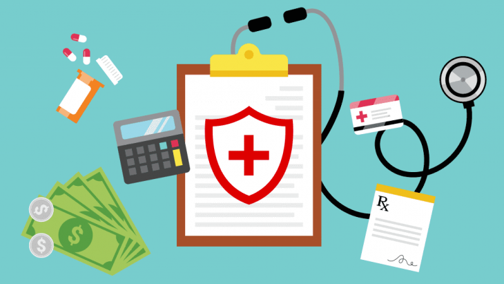 What are the benefits of a Standard COVID-19 Health Insurance Policy?